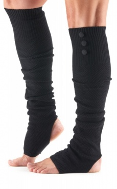 Rae Waffle Knitted Leg Warmer