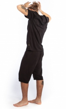 Mens Mudra Shorts - Black