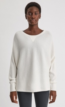 Filippa K Warm Up Sweater Off-white