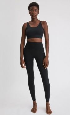 FilippaK Support Seamless Top - Black