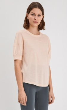 Filippa K Soft T-shirt Merengue