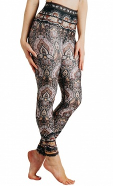 Espresso Yourself Recycled Yoga Leggings