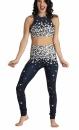 Star Struck Recyceld Yoga Leggings - 3