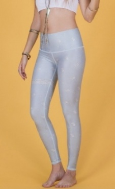 tEEKI Marry Me Leggings Blue