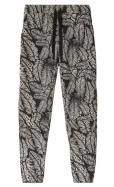 10Days Cropped Jogger Leaf