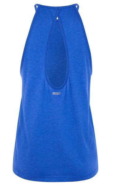 Neckholder Top - Lapis Blue - 1