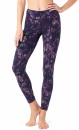 Natural Printed Legging - Wonderland - 2
