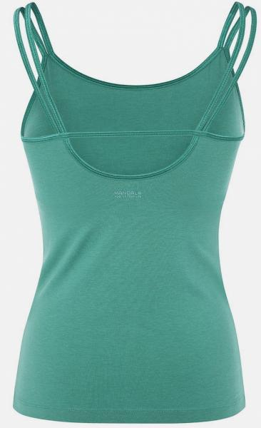 Double Strap Top - Tropical Green - 1
