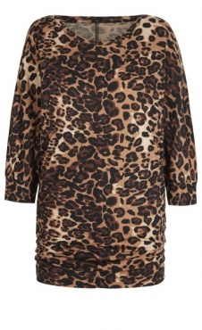 Be Grace Batwing - Leopard