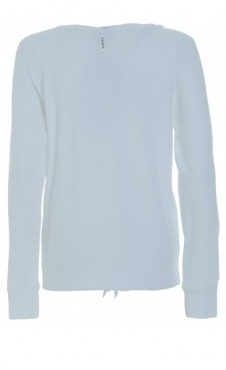 Yin Yoga sweatshirt - Cool Blue