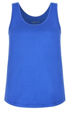 Pure Vest - Lapis Blue