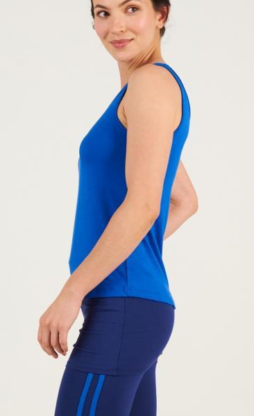 Pure Vest - Lapis Blue - 1