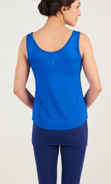Pure Vest - Lapis Blue - 3