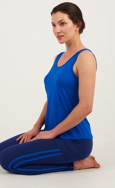 Pure Vest - Lapis Blue - 4