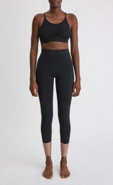 Filippa k 2-Tone Legging Black/ Tan