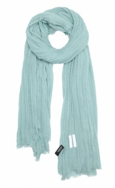 10Days Easy Scarf Blue Surf