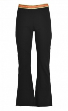 Flared Band Pants