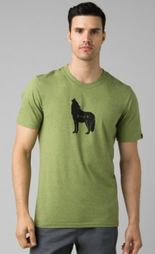 prAna Wolf Pack  Journey Man T - Matcha