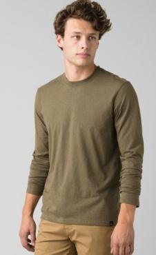 PrAna Longsleeve Shirt - Slate Green