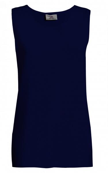 Punto Knit Tank - Night Blue