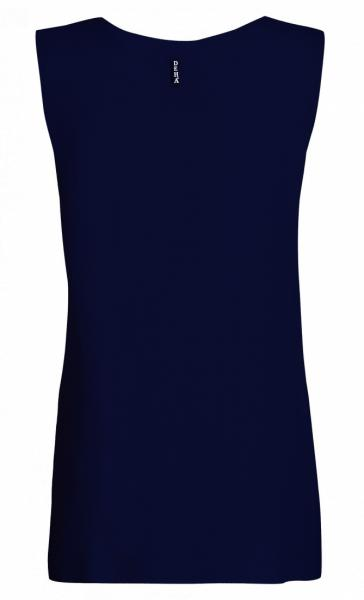 Punto Knit Tank - Night Blue - 1