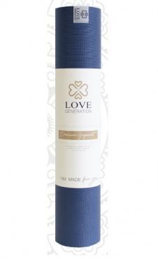 Premium LG Yogamat Cosmic Blue
