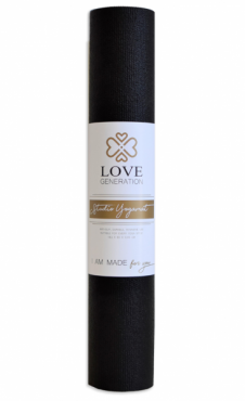 Love Generation 2 mtr Studio Mat - Black