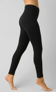 prAna Transform High Waist Legging - Black