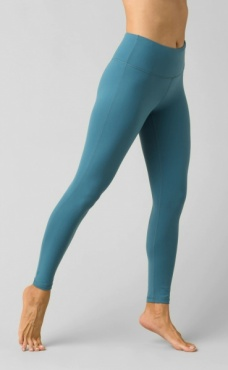 prAna Transform High Waist Legging - Mirage Blue