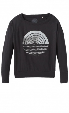 PrAna Graphic Longsleeve Reflections