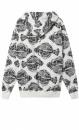 10Days Piranha Hoodie - 1