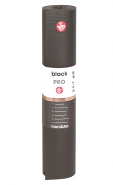 Manduka THE 215 Almost Perfect BLACK MAT PRO