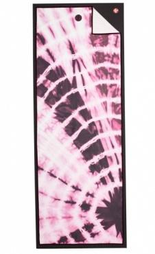 Tie Dye Fuchsia Yogitoes Yoga Towel