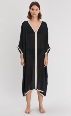 Filippa K Two-Tone Beach Kaftan