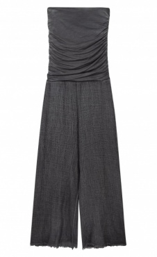 10Days Jumpsuit Gauze - Grey