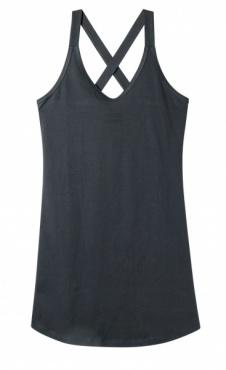 10Days Xtra Long Wrapper Dark Blue-Grey