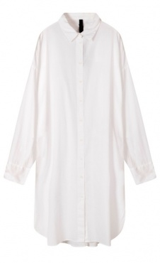 10Days Shirt Dress  White