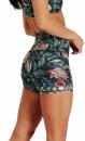 Yoga Shorts Feeling Ferntastic - 3