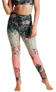Feeling Ferntastic Recyceld Yoga Leggings - 1