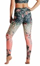 Feeling Ferntastic Recyceld Yoga Leggings - 2