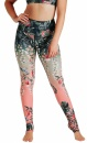 Feeling Ferntastic Recyceld Yoga Leggings - 3