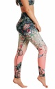 Feeling Ferntastic Recyceld Yoga Leggings - 5