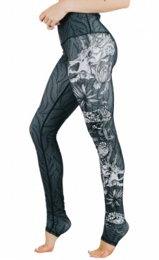 Fossil Chic Recycled Yoga Leggings