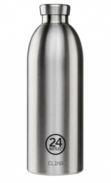 24bottles Clima 850ml - Steel