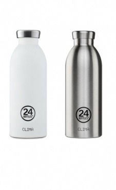 24bottles Clima Basic Coll. - Ice White