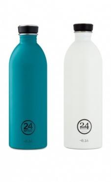 24Bottles Urban 1 Ltr - Ice White