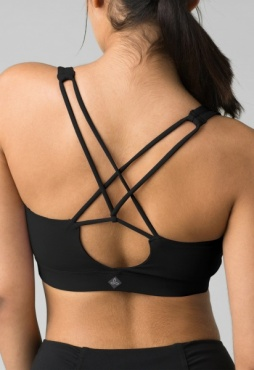 PrAna Everyday Bra - Black