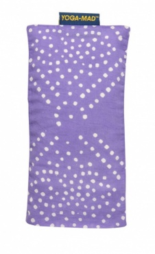 Cotton Eye Pillow - Lilac Diamond