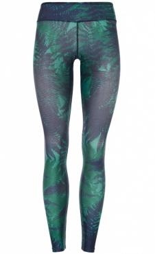 Natural Printed Legging Firn