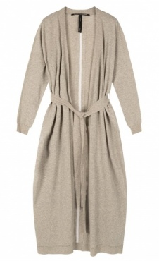 10Days Long Cardigan - Safari